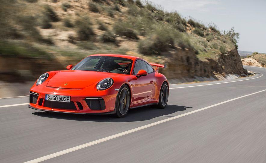 2018 Porsche 911 GT3 - Slide 44
