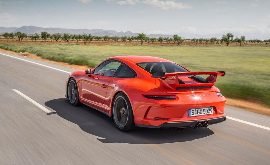 2018 Porsche 911 GT3 - Slide 45