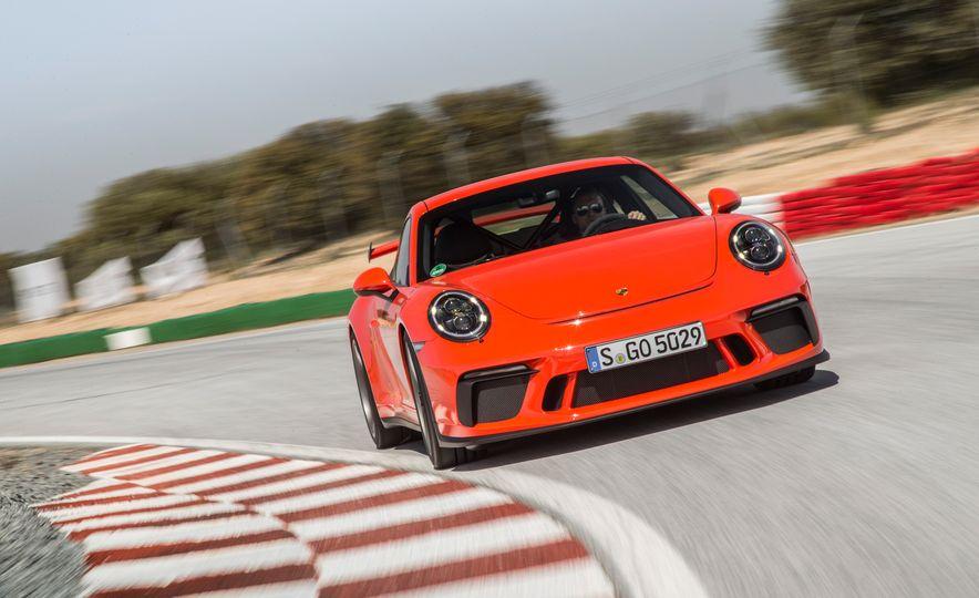 2018 Porsche 911 GT3 - Slide 46