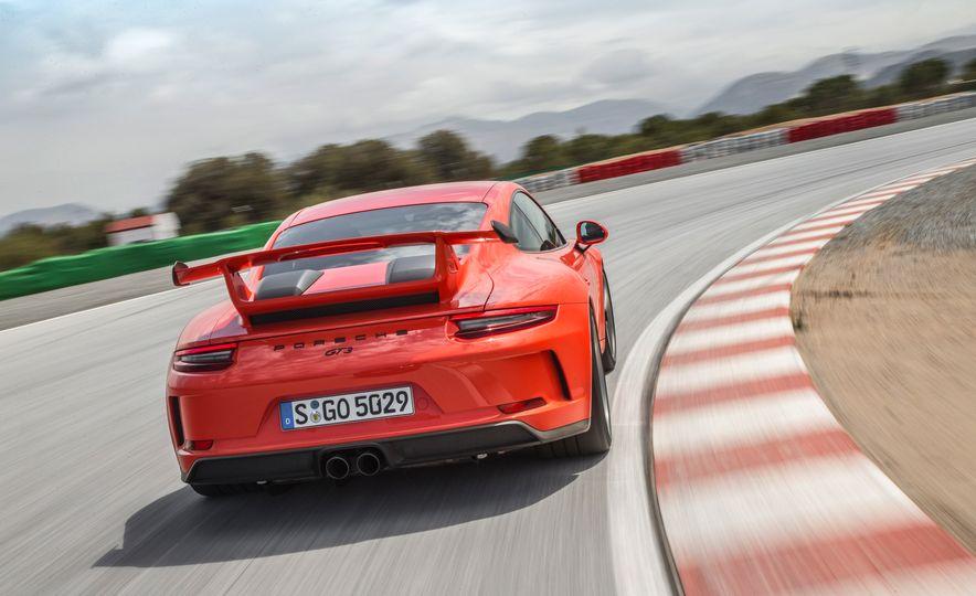 2018 Porsche 911 GT3 - Slide 48