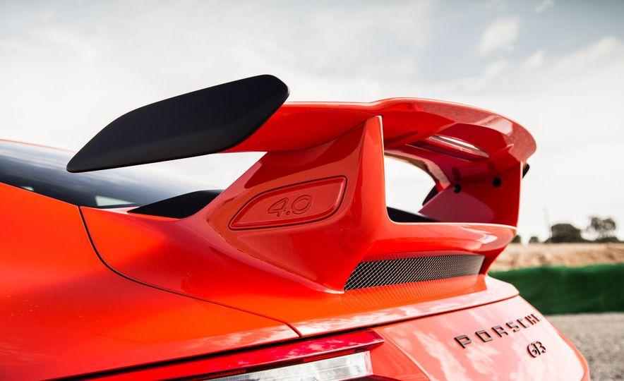 2018 Porsche 911 GT3 - Slide 52