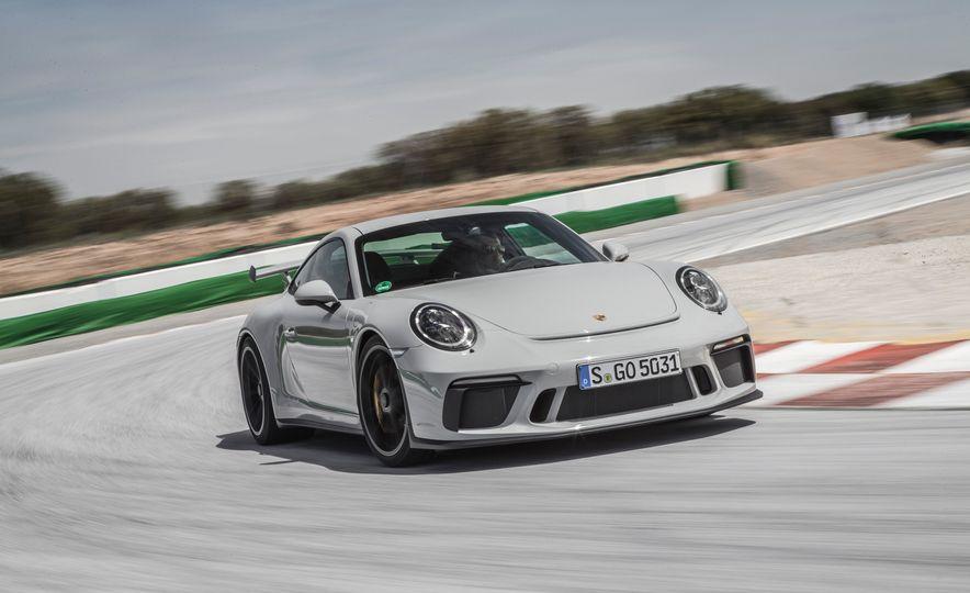 2018 Porsche 911 GT3 - Slide 56