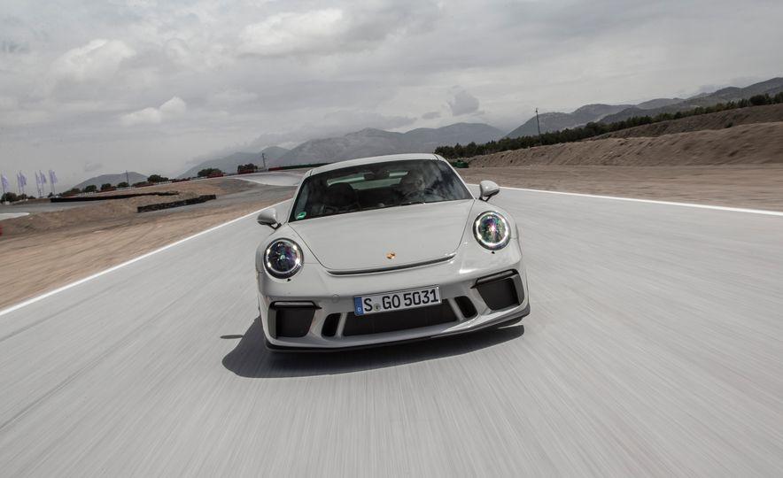 2018 Porsche 911 GT3 - Slide 57