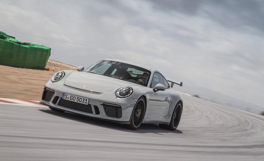 2018 Porsche 911 GT3 - Slide 58