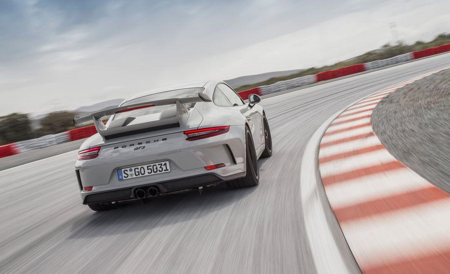 2018 Porsche 911 GT3 - Slide 60