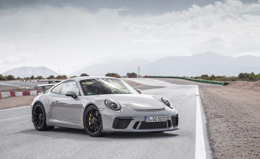2018 Porsche 911 GT3 - Slide 61