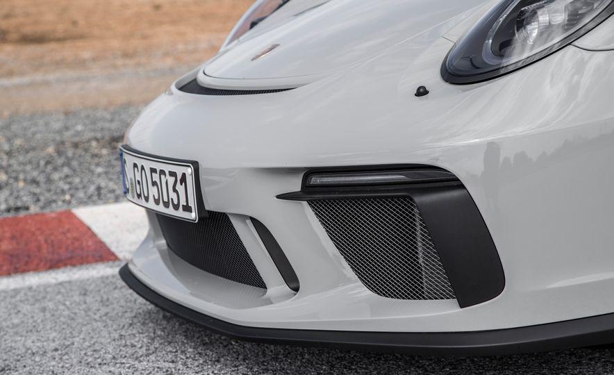 2018 Porsche 911 GT3 - Slide 64