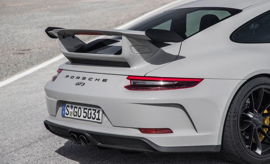 2018 Porsche 911 GT3 - Slide 66