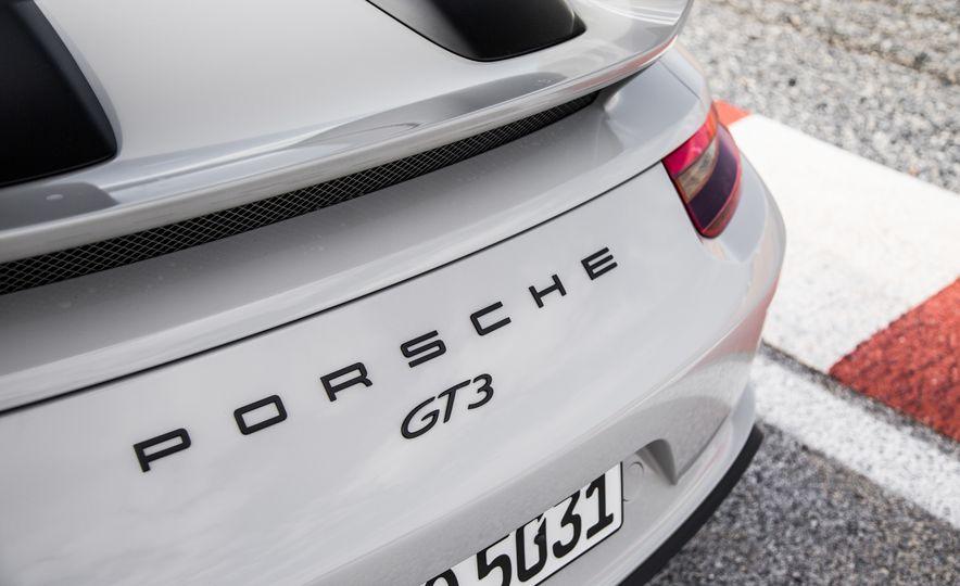 2018 Porsche 911 GT3 - Slide 69