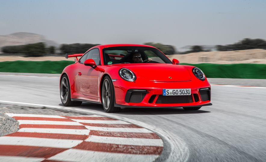 2018 Porsche 911 GT3 - Slide 75