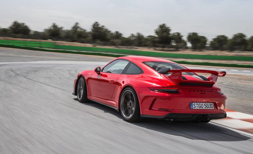 2018 Porsche 911 GT3 - Slide 77