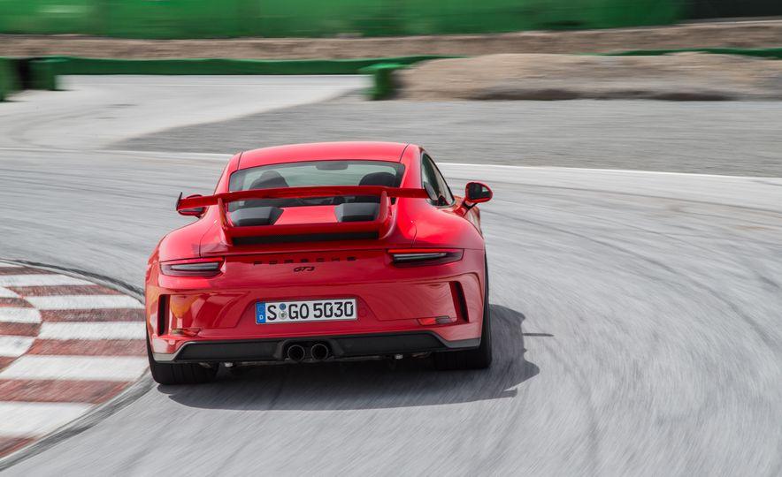 2018 Porsche 911 GT3 - Slide 79