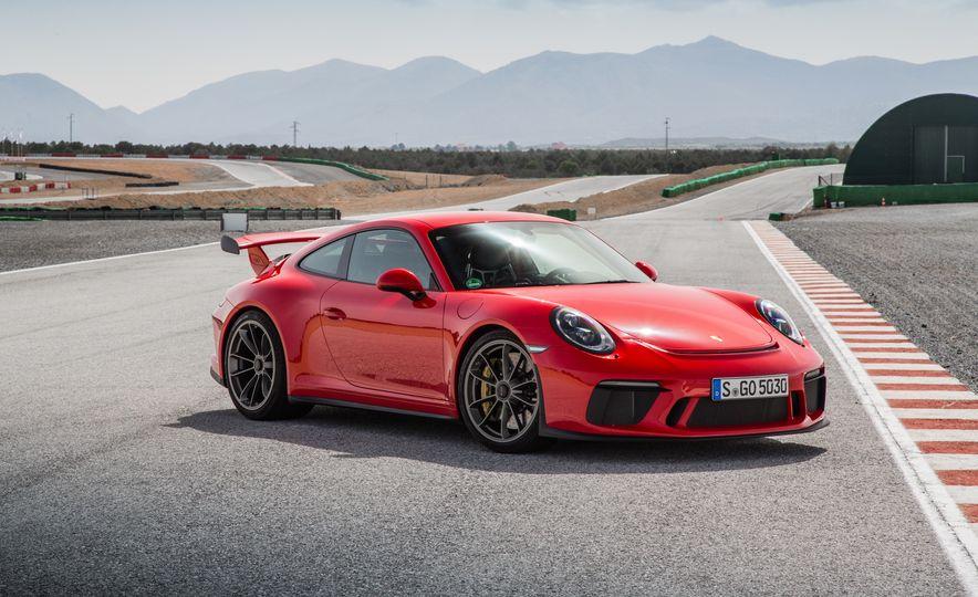 2018 Porsche 911 GT3 - Slide 80