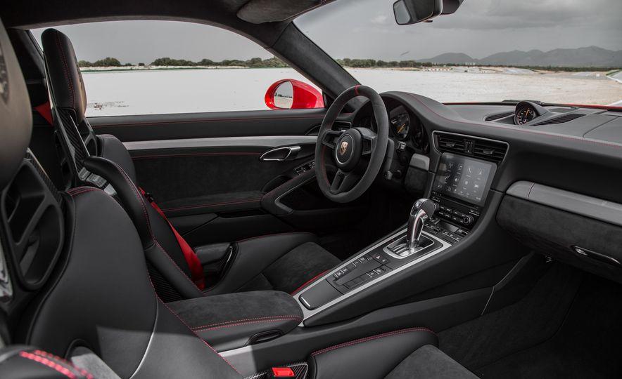 2018 Porsche 911 GT3 - Slide 84