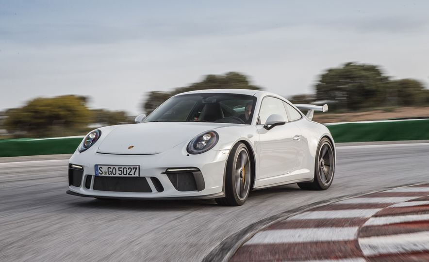 2018 Porsche 911 GT3 - Slide 92