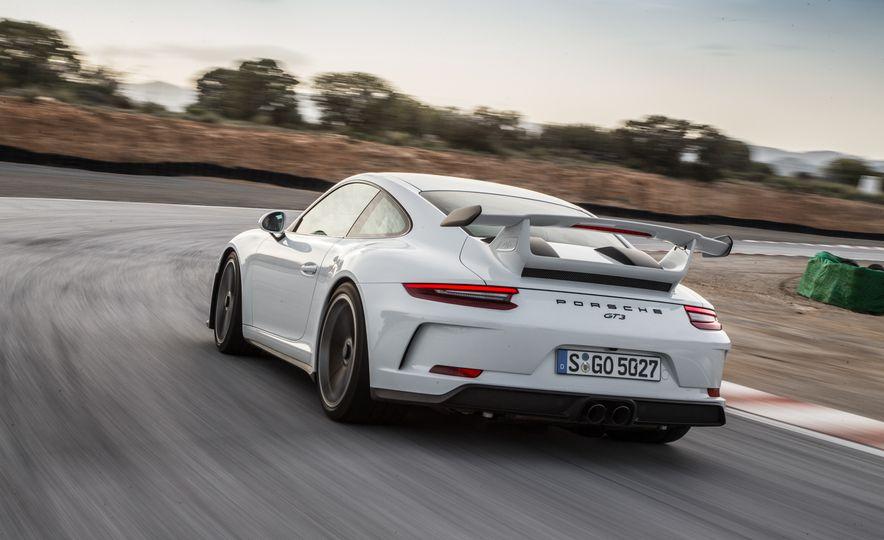 2018 Porsche 911 GT3 - Slide 93