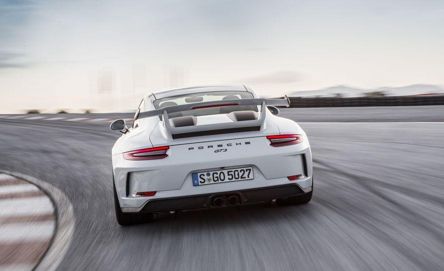 2018 Porsche 911 GT3 - Slide 94