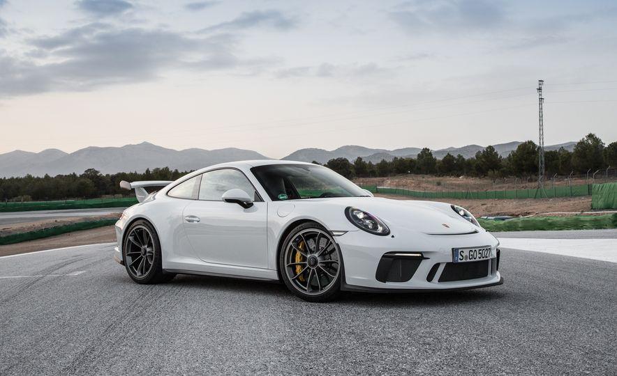 2018 Porsche 911 GT3 - Slide 95
