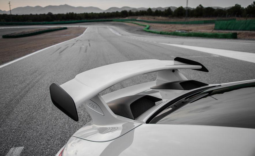 2018 Porsche 911 GT3 - Slide 97