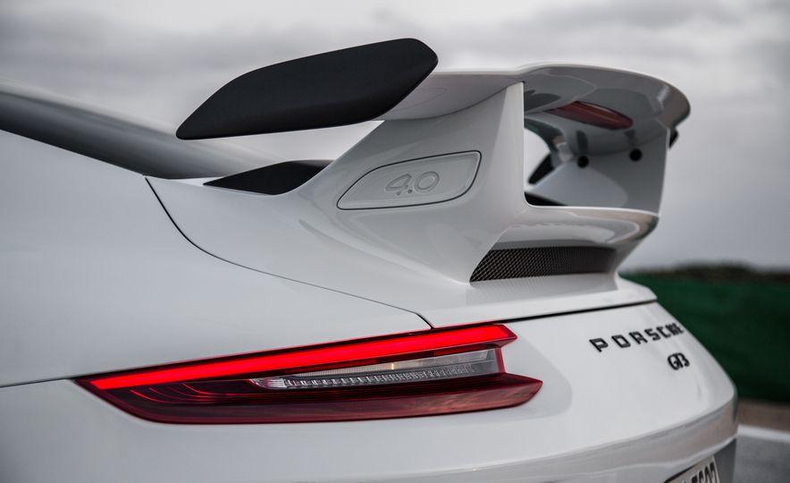 2018 Porsche 911 GT3 - Slide 98