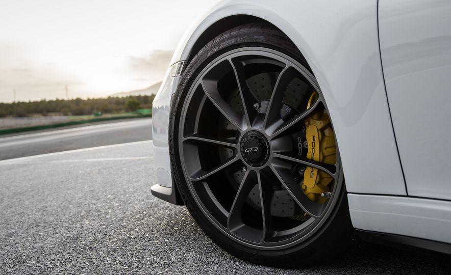 2018 Porsche 911 GT3 - Slide 99