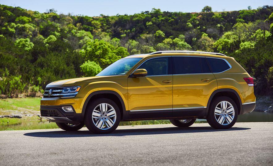 2018 Volkswagen Atlas - Slide 15