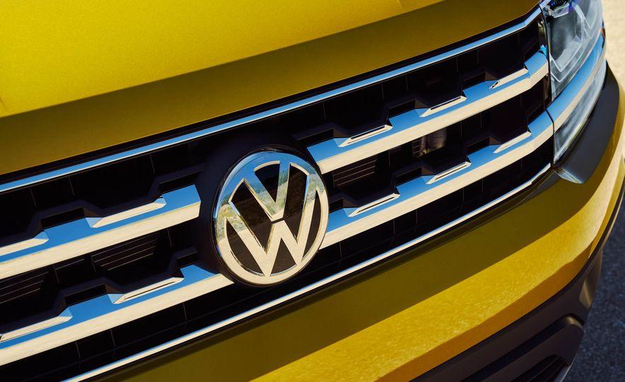 2018 Volkswagen Atlas - Slide 21