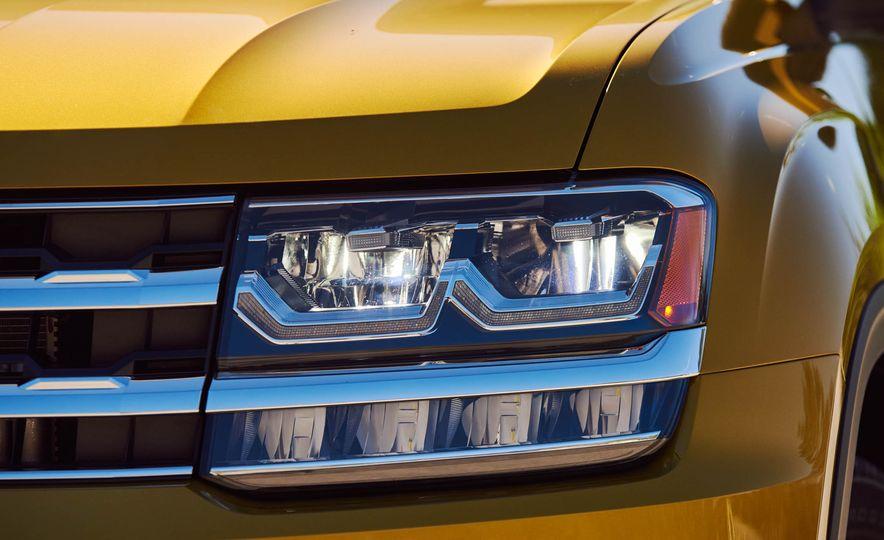 2018 Volkswagen Atlas - Slide 22