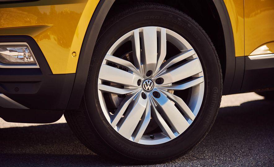 2018 Volkswagen Atlas - Slide 25