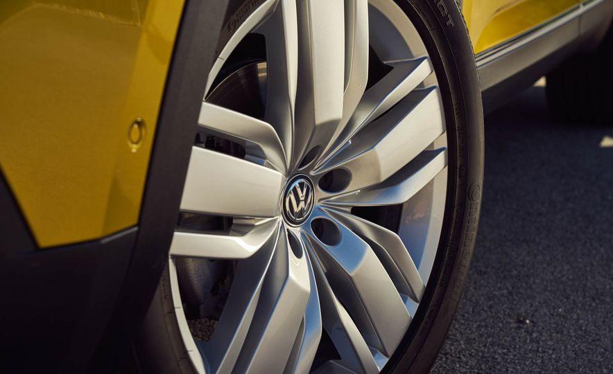 2018 Volkswagen Atlas - Slide 26