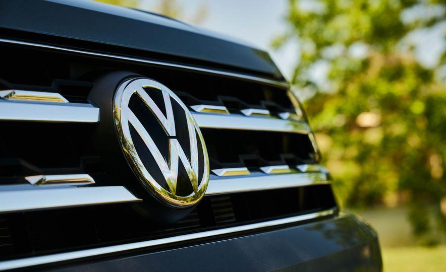 2018 Volkswagen Atlas - Slide 57