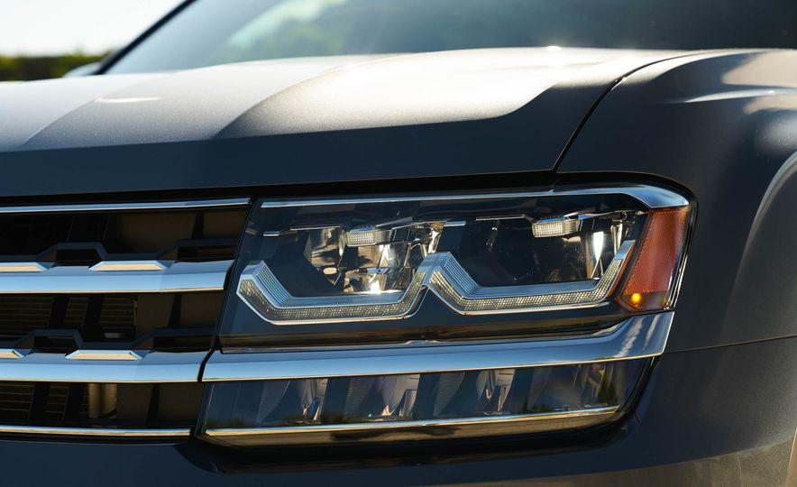 2018 Volkswagen Atlas - Slide 58