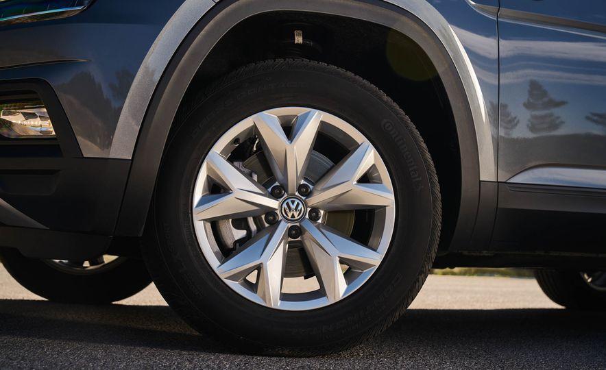 2018 Volkswagen Atlas - Slide 60