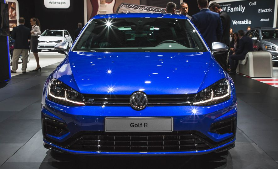 2018 Volkswagen Golf GTI - Slide 17