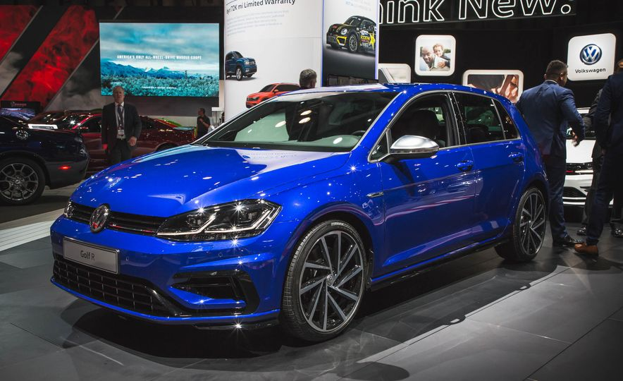 2018 Volkswagen Golf GTI - Slide 18