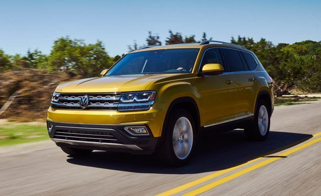 Best in the Biz: Volkswagen's 2018 Atlas and Tiguan SUVs to Come With Six-Year/72,000-Mile Transferable Warranty