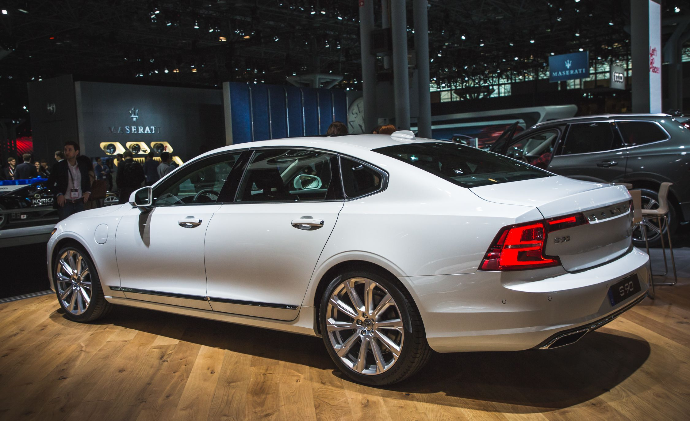 2018 volvo usa. brilliant usa volvo website usa 2018 s90 stretches out news car and driver    intended
