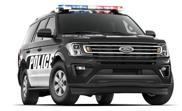 New 2018 Ford Expedition Adds A Police Outfitted Version News