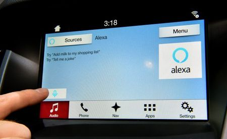 Are Voice Assistants Like Alexa Making Your Car Less Secure?