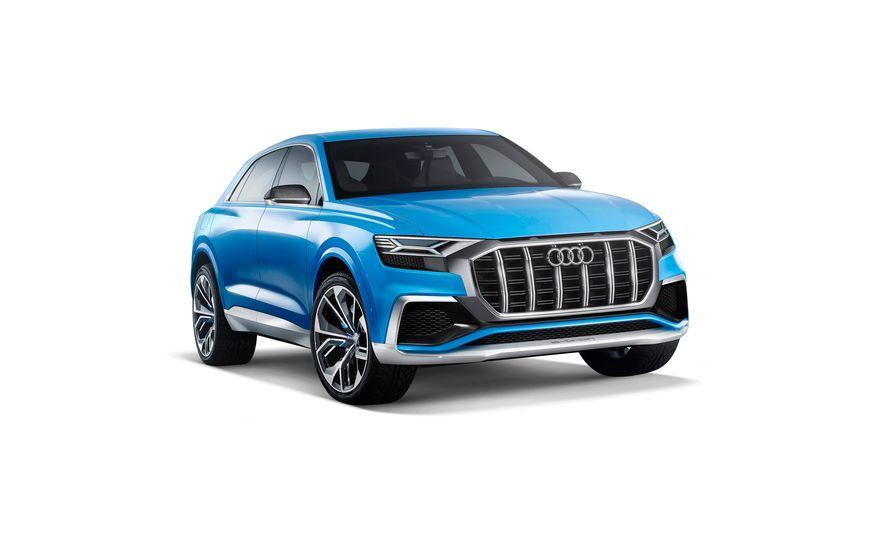 Audi Q8 concept - Slide 1