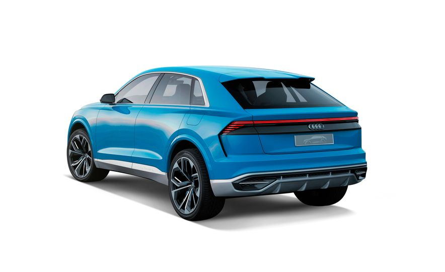 Audi Q8 concept - Slide 2