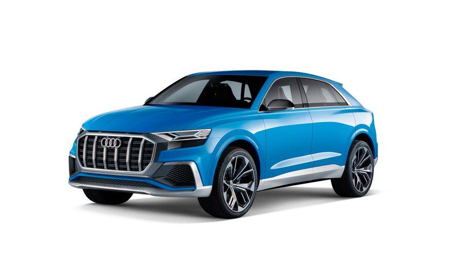 Audi Q8 concept - Slide 3