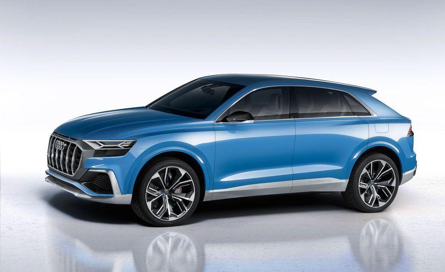 Audi Q8 concept - Slide 9