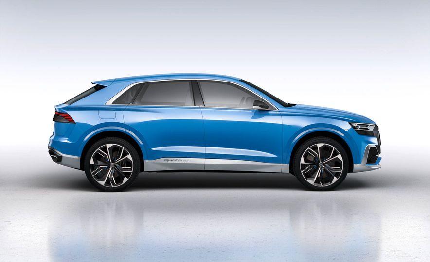 Audi Q8 concept - Slide 10