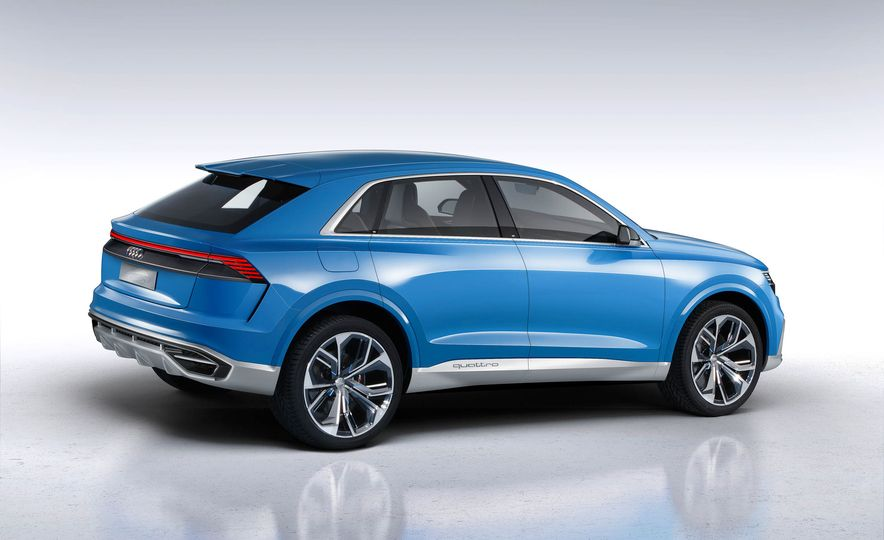 Audi Q8 concept - Slide 11