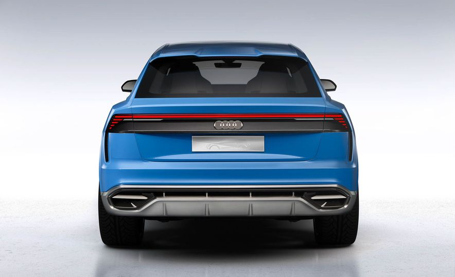 Audi Q8 concept - Slide 12