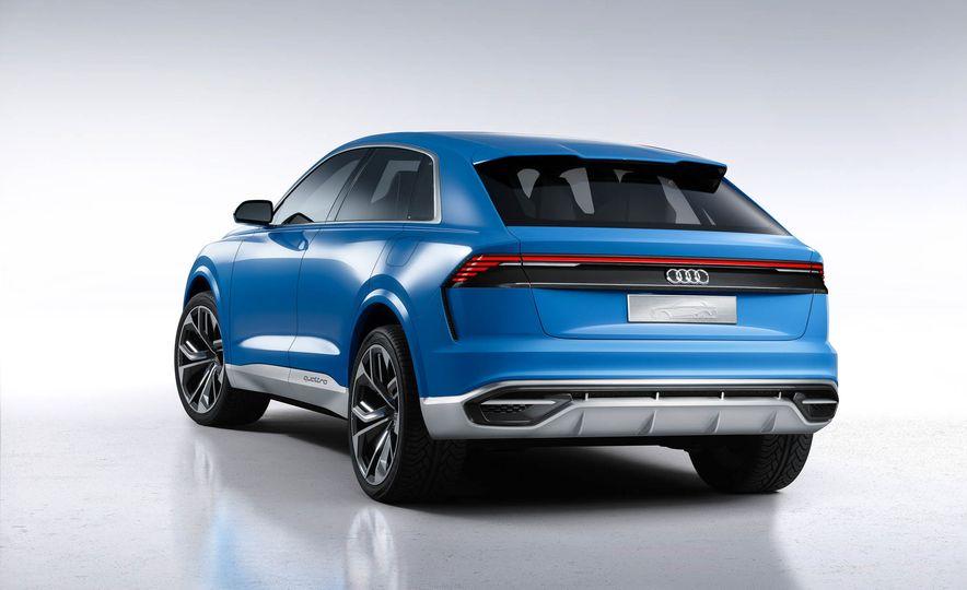Audi Q8 concept - Slide 13