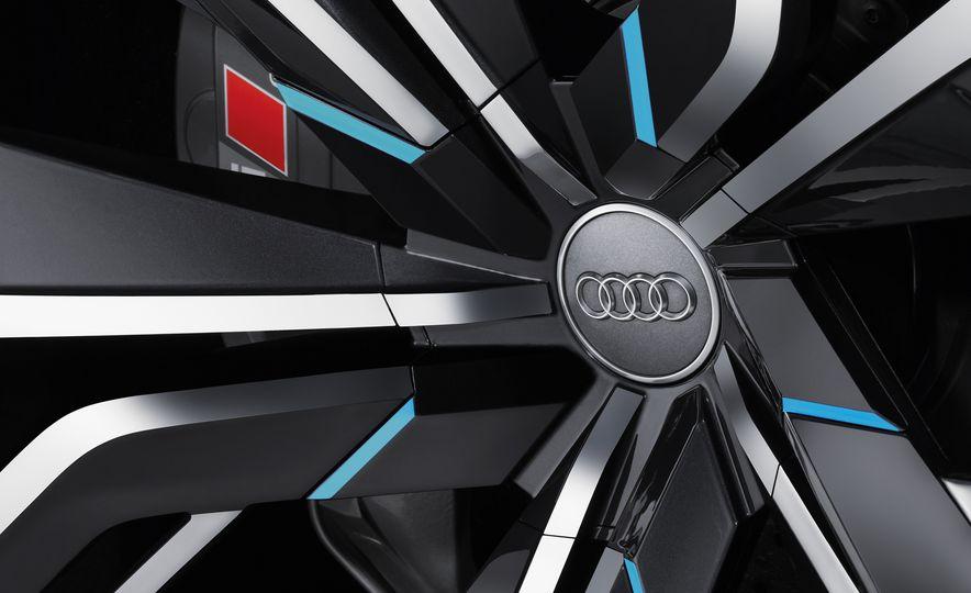 Audi Q8 concept - Slide 15