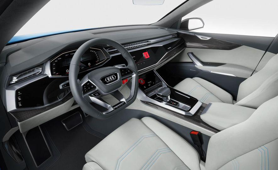 Audi Q8 concept - Slide 17