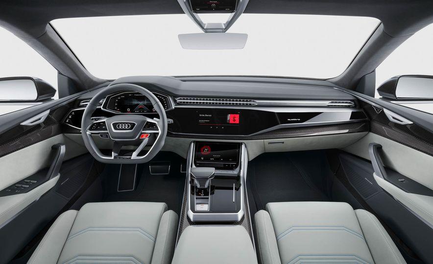 Audi Q8 concept - Slide 18